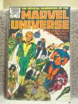 Marvel Universe Vol. 3, No. 13