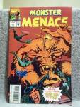 Monster Menace Vol. 1, No. 1