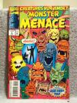 Monster Menace Vol. 1, No. 2
