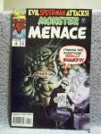 Monster Menace Vol. 1, No. 4