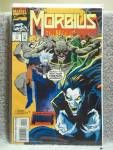 Morbius, The Living Vampire Vol. 1, No. 11