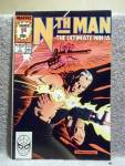 Nth Man, The Ultimate Ninja Vol. 1, No. 1