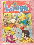 Laugh Magazine Comic Book No. 198