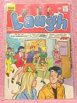 Laugh Magazine Comic Book No. 228