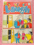 Laugh Magazine Comic Book No. 262