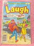 Laugh Magazine Comic Book No. 383