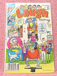 Laugh Magazine Comic Book No. 1, New Series