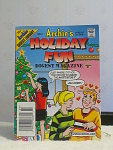 Archies Holiday Fun Digest Magazine No. 7