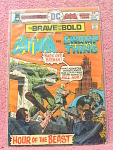 Dc The Brave & The Bold, Batman & Swamp Thing, No. 122