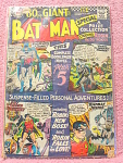 Batman, 80 Page Giant No. 185, 1966