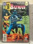 Batman Vol. 1, No. 509 Autographed By Dick Giordano