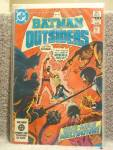 Batman And The Outsiders Vol. 1, No. 4