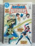 Batman And The Outsiders Vol. 1, No. 20