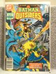 Batman And The Outsiders Vol. 1, No. 22