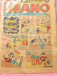 The Beano Newspaper Comic From Europe No. 1895, April 1
