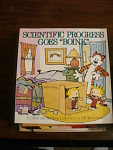 Calvin & Hobbes Scientific Progress Goes Bonk