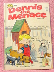 Dennis The Menace Comic Book Volume 1, No. 130, 1973