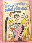 Dennis The Menace Comic Book Volume 1, No. 135, 1973