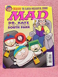 Mad Magazine No. 375, Nov. 1998