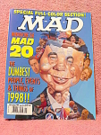 Mad Magazine No. 377, Jan. 1999