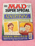Mad Magazine Super Special Fall 1982