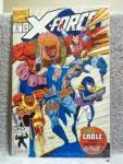 X Force Vol. 1, No. 8