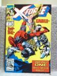 X Force Vol. 1, No. 15