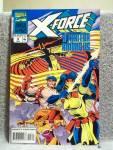 X Force Annual Vol. 1, No. 3