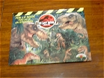 Jurassic Park The Lost World Pop Up Book, Hard Cover