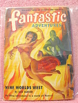 Fantastic Adventures Newsstand Pulp Novel Volume 13, No