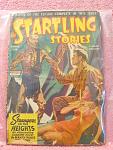 Startling Stories Newsstand Pulp Novel Summer 1944
