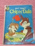 Walt Disney Chip N Dale Comic Book, No. 16, 1962