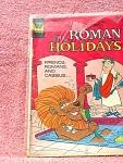 Hanna Barbera The Roman Holidays Comic Book, No. 2
