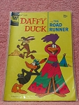 Daffy Duck And The Road Runner Comic Book, No. 76, 1972