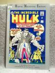 Marvel Milestone Edition, The Incredible Hulk No. 1