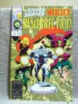 The Silver Surfer & Warlock, Resurrection Vol. 1, No. 1