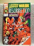 The Silver Surfer & Warlock, Resurrection Vol. 1, No. 3