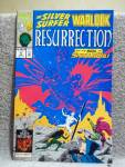 The Silver Surfer & Warlock, Resurrection Vol. 1, No. 4