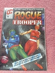 Rogue Trooper Comic, No. 30 By Quality Comics