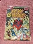 The New Wave Comic, No. 1 By Eclipse Comics