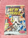 The New Wave Comic, No. 5 By Eclipse Comics