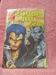 Shattered Earth Comic, No. 4 By Eternity Comics