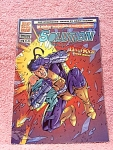Ultraverse, The Solution Comic, No. 5 By Malibu Comics