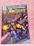 Ultraverse, The Solution Comic, No. 8 By Malibu Comics