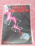 Failed Universe Comic, No. 1 By Blackthorne Publishing