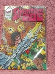 Strontium Dog Comic, No. 6 By Quality Comics