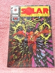 Solar, Man Of The Atom Comic, No. 29 By Valiant Comics