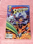 Spiderboy Comic, No. 1 By Amalgam Comics