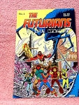 The Futurians Comic, No. 1 By Lodestone Publishing Comi