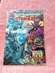 Ultraverse, The Strangers Comic, No. 8 By Malibu Comics